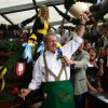 Beer tents packed as Munich's first non-smoking Oktoberfest opens