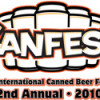 List of Great Canned Beer 2010 Award Winners at CANFEST