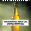 Warning Labels on Booze a Contentious Issue