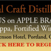Dream about being a craft distiller? Reigister for ADI's Craft Distilling Conference