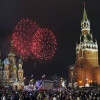 New Year's in Moscow – no booze & few fireworks. No way.