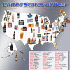 Why & What Your State Drinks: The American Map of Brews