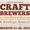 The Craft Brewers Conference in San Francisco March 23 – 26. Be there.