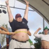 Two beer-belly contestants share crown