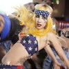 Good idea? Lady Gaga claims she stays in shape by drinking whisky