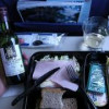 Business class airline wine: Keep that airsickness bag handy