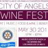 City of Angels Wine Festival – May 30