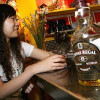 Status in a bottle, whisky takes off in China