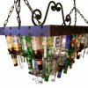 Can you Live Without A Beer Bottle Chandelier?