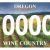 Oregon offers special winery license plates. Napa needs one.