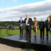 """Donald Trump promises """"something spectacular"""" at former Kluge winery"""