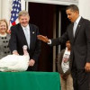 Wild Turkey Bourbon Offers Full-Time Job For Pardoned Presidential Turkey