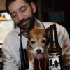 Hair of the dog: Now man's best friend can enjoy beer for canines