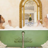Hotel in London offers Champagne bath menu. Shall I run the DP for you, Sir?