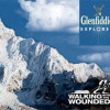 Glenfiddich tastes whiskey atop Mount Everest!