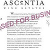 The Unraveling of Ascentia Wine Estates