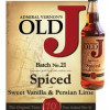 "New rum, Admiral Vernon's ""Old J"", takes on Sailor Jerry"