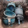 China's earliest wine unearthed in archaeological  tomb