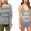 Urban Outfitters booze-themed tops slammed by MADD