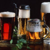 Beer-glass shape alters people's drinking speed