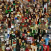 NYC workers steal 100,000 tiny booze bottles