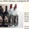 Despicable marketing: A glass of Hitler Cabernet with a Mussolini chaser