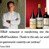 Got $$$?! Spain's elBulli wine cellar to be sold at auction