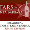 Tenth Annual 2013 Stars of Santa Barbara Wine Tasting