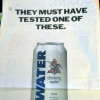 Anheuser-Busch Punches Back Water Scandal With Ad Campaign