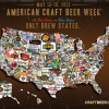 Ok, Boys & Girls. American Craft Beer Week: May 13-19