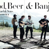 More celeb booze. Mumford & Sons help create craft beer