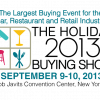 Get ready! 2013 Holiday Buying Show coming up in NYC