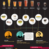 Kendall College Craft Beer Business Infographic