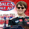 Oskar Blues Dale's Pale Ale, the first Nascar-branded beer
