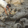 Archeologist dig turns up wine cellar from 1700 B.C.