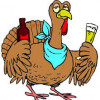 Turkeys Fed Beer For Flavor And Size