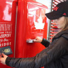 Crafty! Beer Fridge Only Opens for Canadians in Sochi