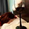 Will wine help me sleep better if I drink it before bed?
