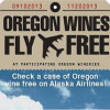 Cool Promotion: Oregon Wines Fly Free on Alaska Airlines
