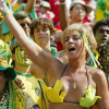 Beer fuels Brazil's World Cup fever