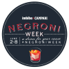 Negroni Week Coming Up! Yay!
