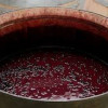 What a way to go. Woman drowns in wine barrel…