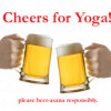 Nirvana! Unique SC yoga classes offer craft beer at the end