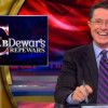 Stephen Colbert Sells Naming Rights to his Show to Dewar's