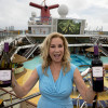 Another Reason Not To Go On A Cruise. Kathie Lee Gifford Announces Wine Partnership with Carnival Cruise Line