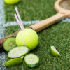 Love Wimbledon? Enjoy it with a cocktail right out of tennis ball. Win!