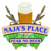 Getting the dank on at Naja's Place 8th Annual IPA Festival