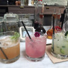 taste on Melrose is killin' it with beautiful cocktails!