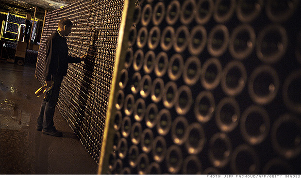 Get Out Your Euros. French Government To Auction Cellar