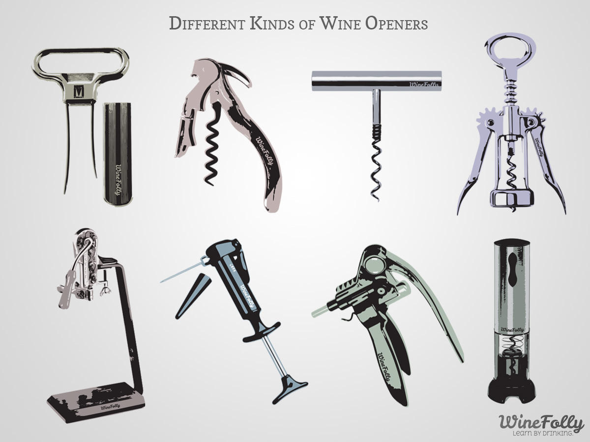different-types-of-wine-openers